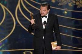 Leonardo DiCaprio zmuszony do oddania Oscara ! Leonardo DiCaprio zmuszony do oddania Oscara ! 6