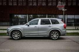 Minitest Volvo XC90 T8 – elitarny Minitest Volvo XC90 T8 – elitarny 1