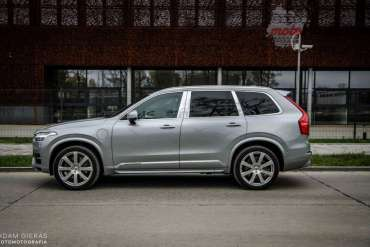Minitest Volvo XC90 T8 – elitarny Minitest Volvo XC90 T8 – elitarny 12