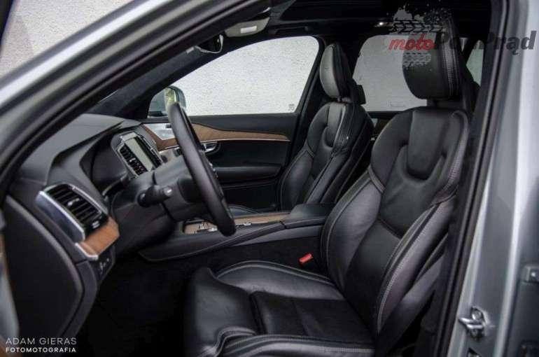 Minitest Volvo XC90 T8 – elitarny Minitest Volvo XC90 T8 – elitarny 5