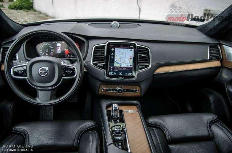 Minitest Volvo XC90 T8 – elitarny Minitest Volvo XC90 T8 – elitarny 7