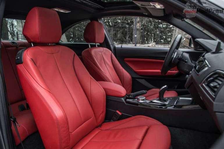 BMW 220i Coupe - moc toniewszystko [test] BMW 220i Coupe - moc toniewszystko [test] 2