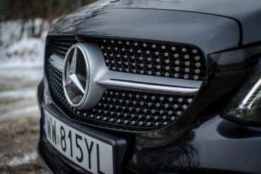 Mercedes C 200 – komforcie, gdzie jesteś?
