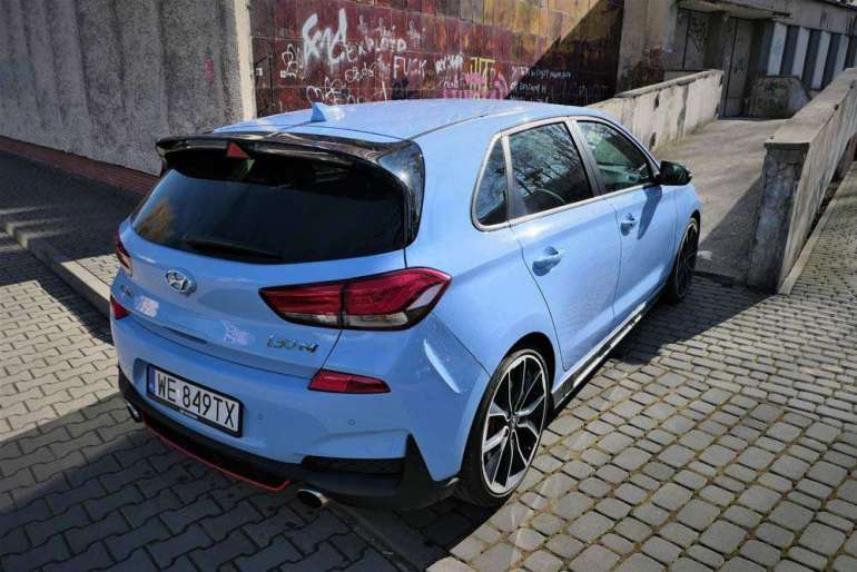 Hyundai I30 N Performance - samochód bezwad? Hyundai I30 N Performance - samochód bezwad? 5