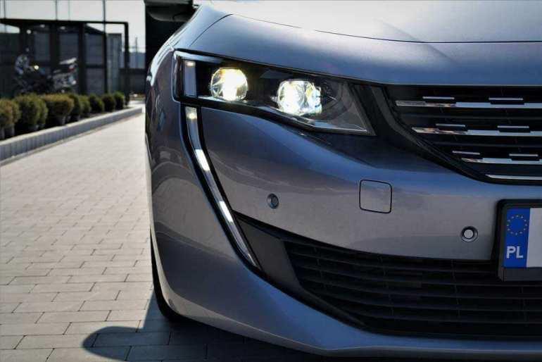 Nowy Peugeot 508 2.0 [test] Nowy Peugeot 508 2.0 [test] 2