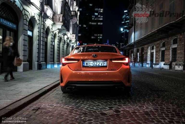 Odnowiony Lexus toowca wwilczej skórze? [test] Odnowiony Lexus toowca wwilczej skórze? [test] 2