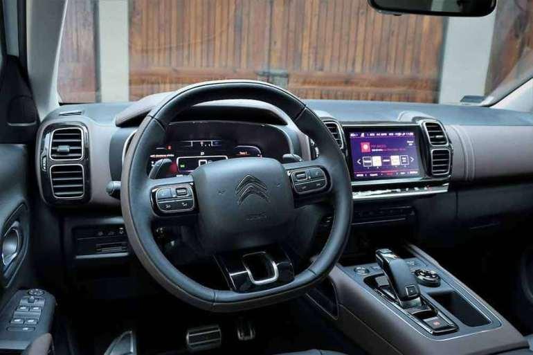 Kompaktowe SUV Citroen kosmos Panie! [test] Kompaktowe SUV Citroen - kosmos, Panie! [test] 2