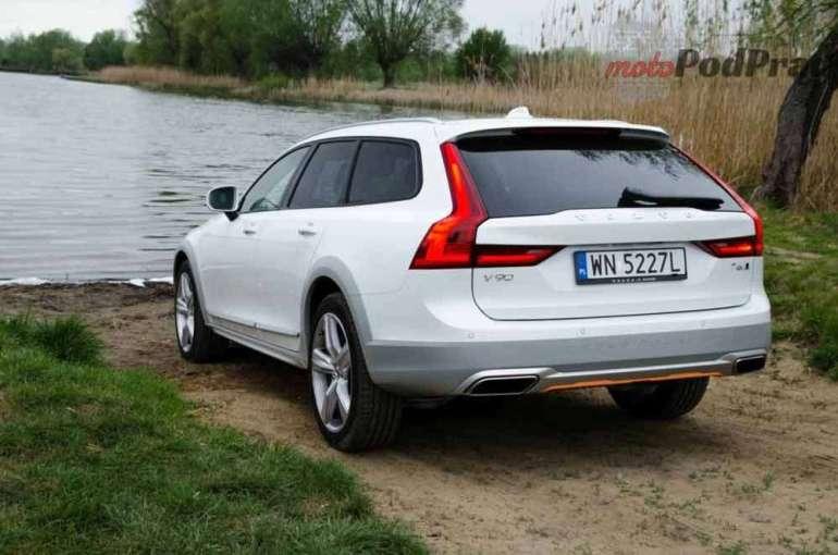 Czy nowe Volvo V90 toporażka ? [test] Volvo V90 CC - komercyjna porażka ? [test] 5