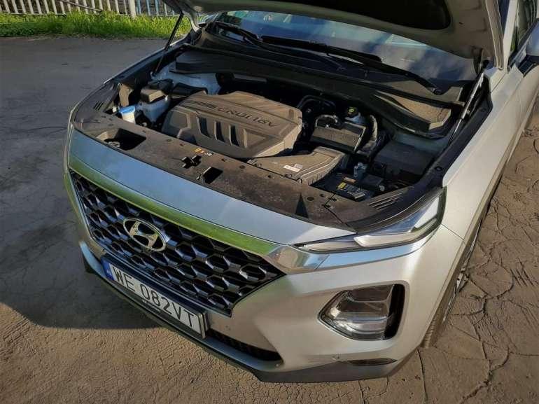 Hyundai Santa Fe Hyundai Santa Fe - czytym razem będzie nowocześnie iwygodnie? [test] 1