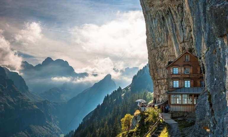 Najbardziej niezwykłe hotele naziemi! Najbardziej niezwykłe hotele naziemi! 3