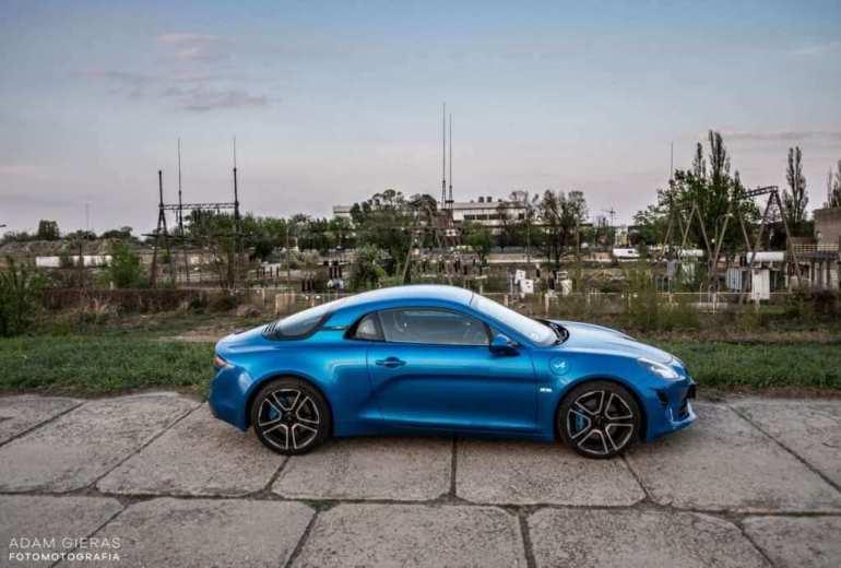 Alpine A110 Premiere Edition - auto Alpine A110 Premiere Edition - auto, dla któregowarto żyć? [test] 1