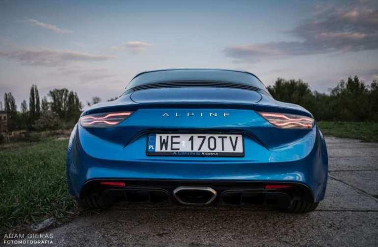 Alpine A110 Premiere Edition - auto Alpine A110 Premiere Edition - auto, dla któregowarto żyć? [test] 7