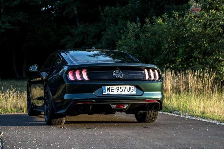 Ford Mustang Bullitt 5.0 V8 – być jak gwiazda Hollywood [test] Ford Mustang Bullitt 5.0 V8 – być jak gwiazda Hollywood [test] 1