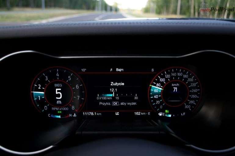 Ford Mustang Bullitt 5.0 V8 – być jak gwiazda Hollywood [test] Ford Mustang Bullitt 5.0 V8 – być jak gwiazda Hollywood [test] 6