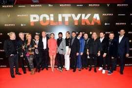 """Gwiazdy na premierze """" Polityki"""""""