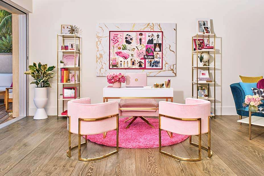 Zamieszkaj wprawdziwym domku Barbie!