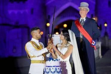 Najbardziej bajkowy ślub na świecie!