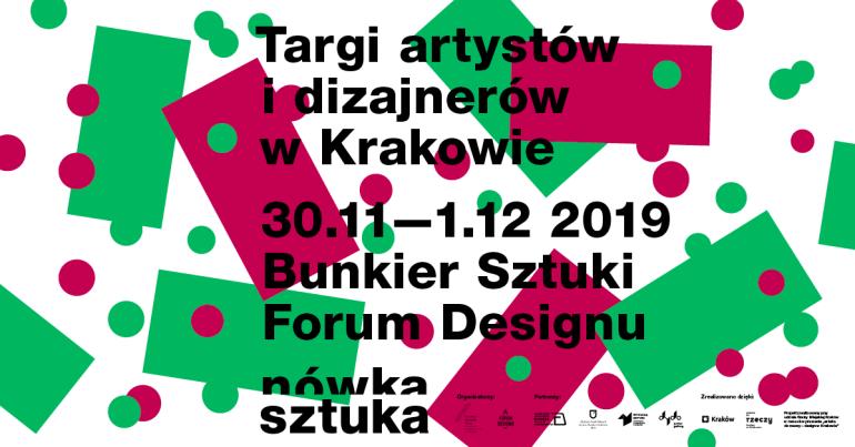 Nówka Sztuka - Krakowskie Targi Sztuki i Designu Nówka Sztuka - Krakowskie Targi Sztuki i Designu 1