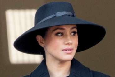 Księżna Meghan najbardziej stylową kobietą świata! Księżna Meghan najbardziej stylową kobietą świata! 4
