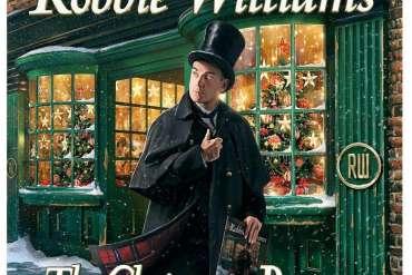 Pierwsza świąteczna płyta Robbiego Williamsa! Czy to nowy Frank Sinatra?