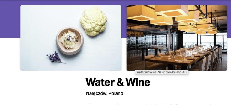 5 polskich restauracji naliście 50. najlepszych! 5 polskich restauracji naliście 50. najlepszych! 5