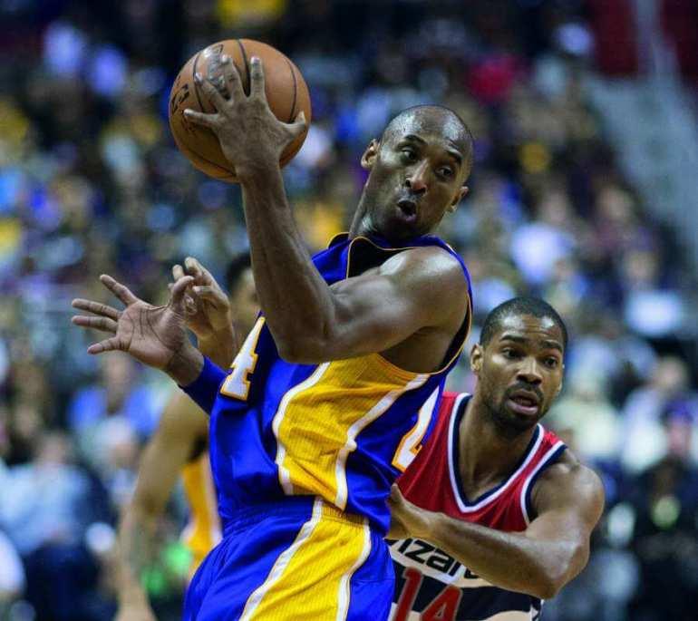 Kobe Bryant Gigant sportowy ireklamowy Kobe Bryant Gigant sportowy ireklamowy 1