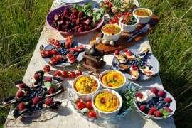 Leśna uczta i sosna do zjedzenia [przepisy]