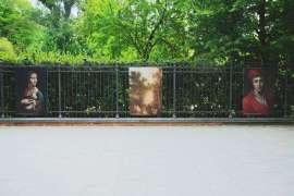 18 najcenniejszych dzieł z kolekcji Muzeum Książąt Czartoryskich, na ogrodzeniu!