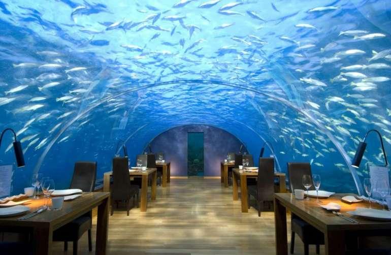 nietypowych restauracji Kilka nietypowych restauracji, które powinny przypaść wam dogustu! 4