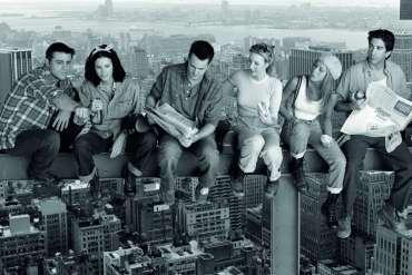 Najpiękniejsze telewizyjne seriale lat 90-tych.