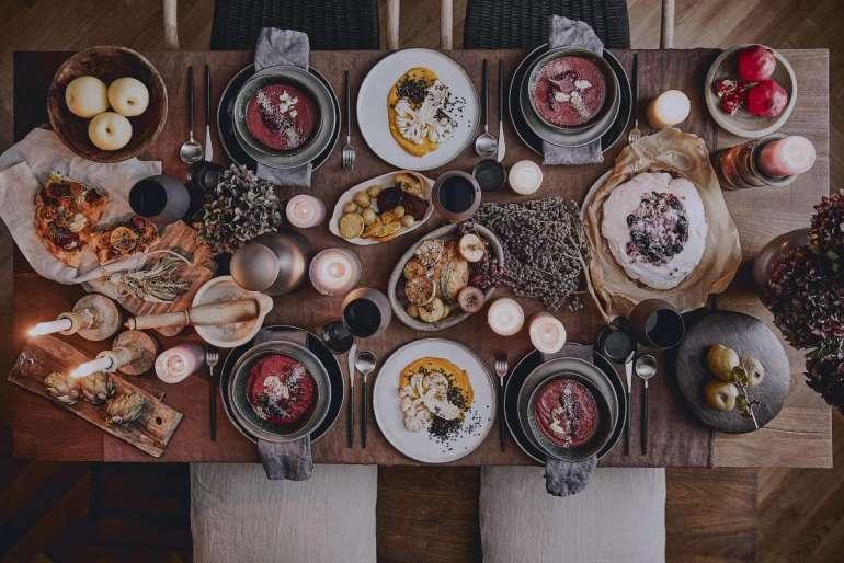 Domowy stół jak wrestauracji Domowy stół jak wrestauracji – jak go nakryć iudekorować 1