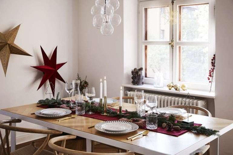 Domowy stół jak wrestauracji Domowy stół jak wrestauracji – jak go nakryć iudekorować 2