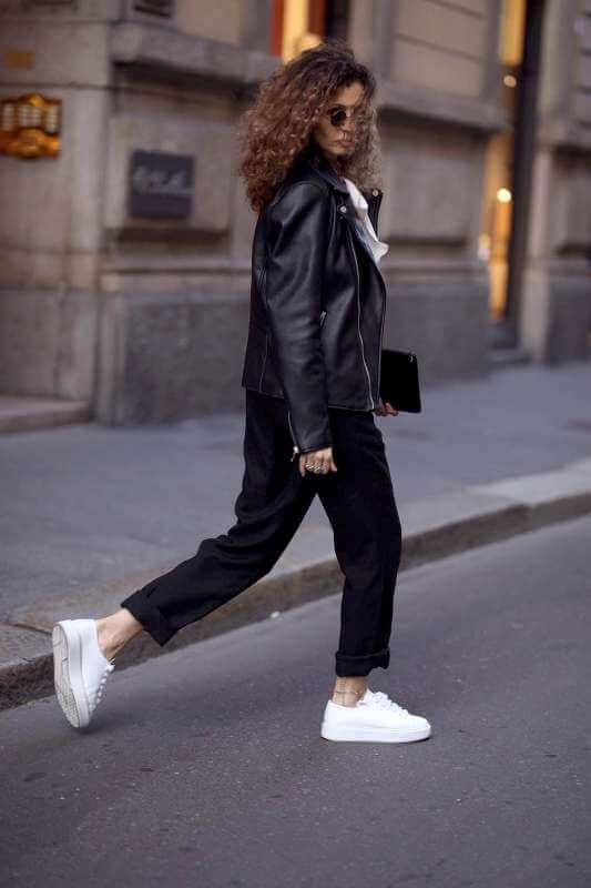 Dominika Nowak Dominika Nowak: Buty muszą być iładne iwygodne 1