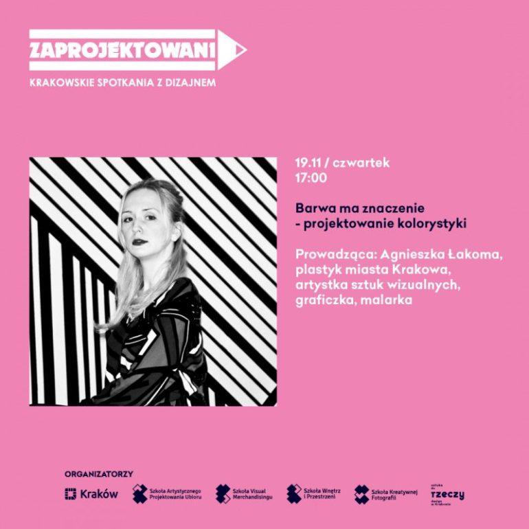 Zaprojektowani Polska moda wczasach zarazy? Zaprojektowani – Krakowskie Spotkania zDizajnem 2
