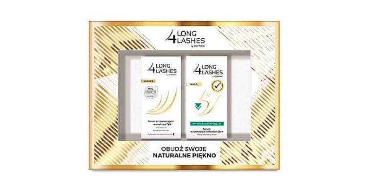 Świąteczne zestawy kosmetyków Pięknie obdarowani! Świąteczne zestawy pełne kosmetyków. 4