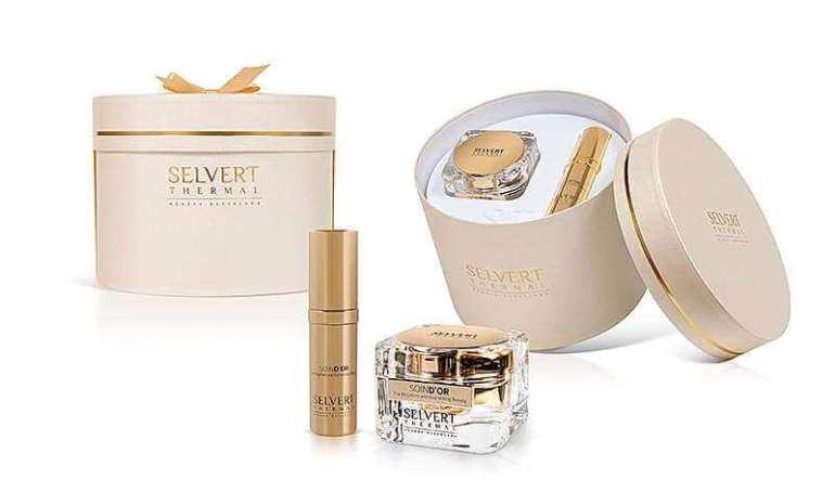Świąteczne zestawy kosmetyków - Selvert