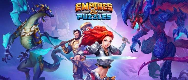 Empires & Puzzles: Epic Match 3 - jedna z najpopularniejszych gier mobilnych