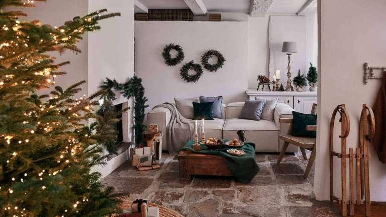 Świąteczne tła Świąteczne tła idealne nagwiazdkowe spotkania online 2
