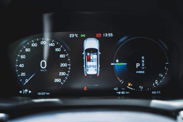 Volvo XC60 T8 Re-charge Volvo XC60 T8 Re-charge.Wygląd, wygoda, ekologia [test] 7