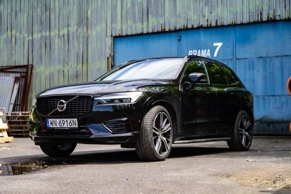 Volvo XC60 T8 Re-charge.Wygląd, wygoda, ekologia [test]