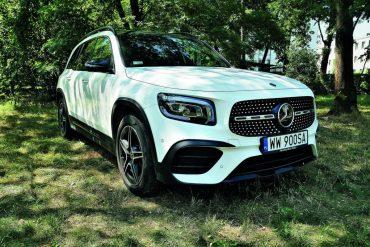 Mercedes GLB 250. Co skrywają te 3 litery? [test]