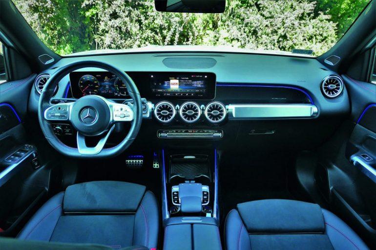 Mercedes GLB 250 Mercedes GLB 250. Co skrywają te 3 litery? [test] 2