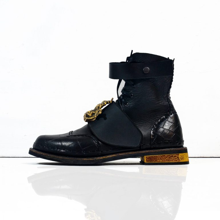 The Shoemaker The Shoemaker, czyli raper zTeksasu iekstrawaganckie buty 1