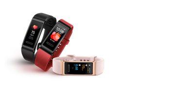 Recenzja Huawei Band 4 Pro