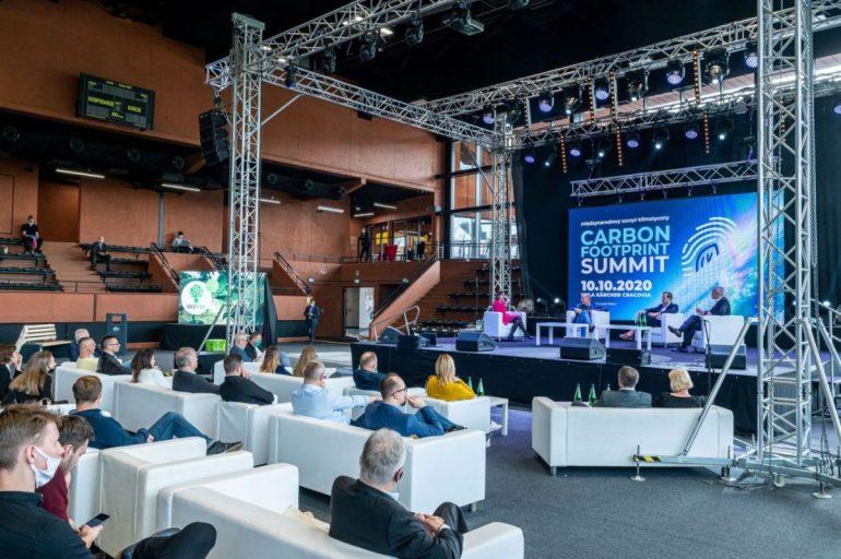 Międzynarodowy Szczyt Klimatyczny Międzynarodowy Szczyt Klimatyczny wsercu Krakowa 1