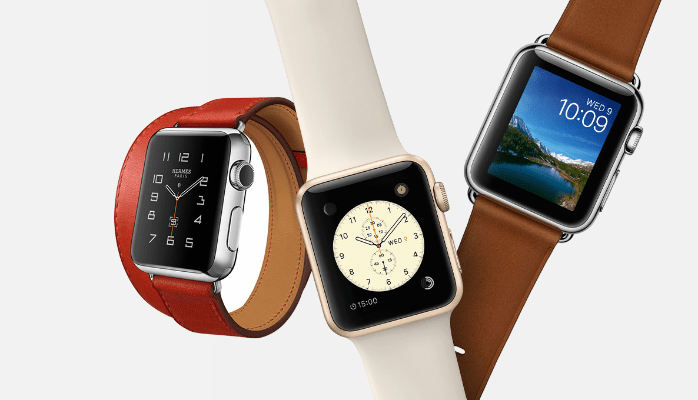 Apple Watch (Three Models) (Apple 2016)