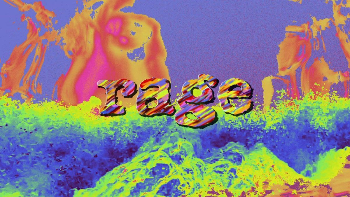 Rage Artwork from ABC TV