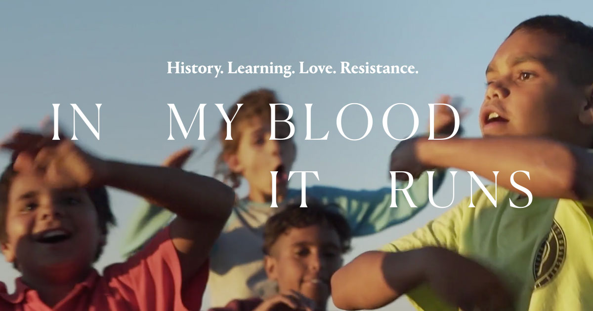 Film Review: In My Blood It Runs