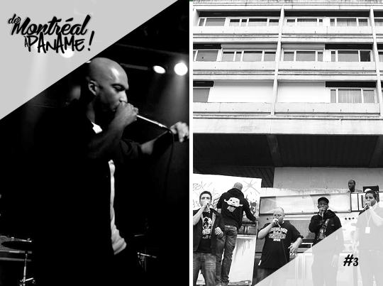 de Montréal à Paname - épisode 3- Beatboxers