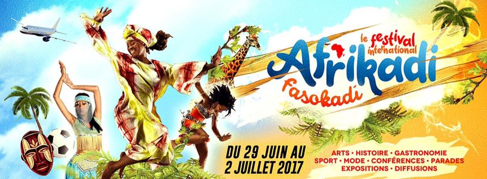 Festival International Afrikadi‎